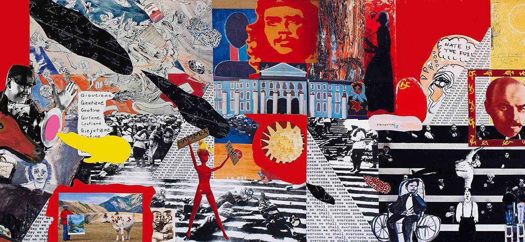 19 | 20 | 17 Künstler*innen erinnern Revolutionen
