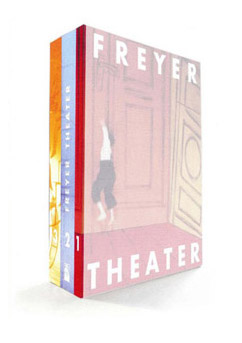 Achim Freyer - Theater Buch