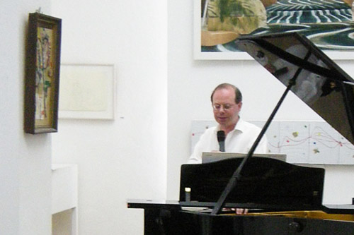 Unspielbares spielen! Konzert mit Werken von Paul-Heinz Dittrich und Christfried Schmidt